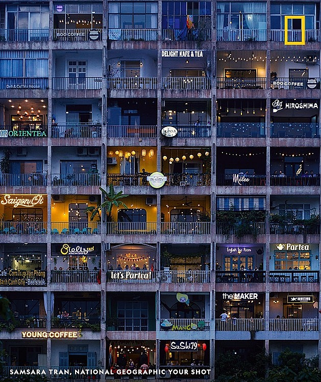 vietnamese cafe apartment highlighted on national geographic uk