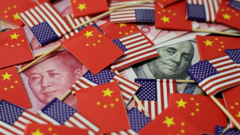 German expert: US-China relation is at early stage of Cold War