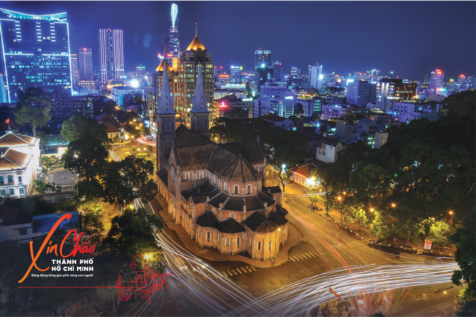 spectacular ho chi minh city through new travel promotional campaign