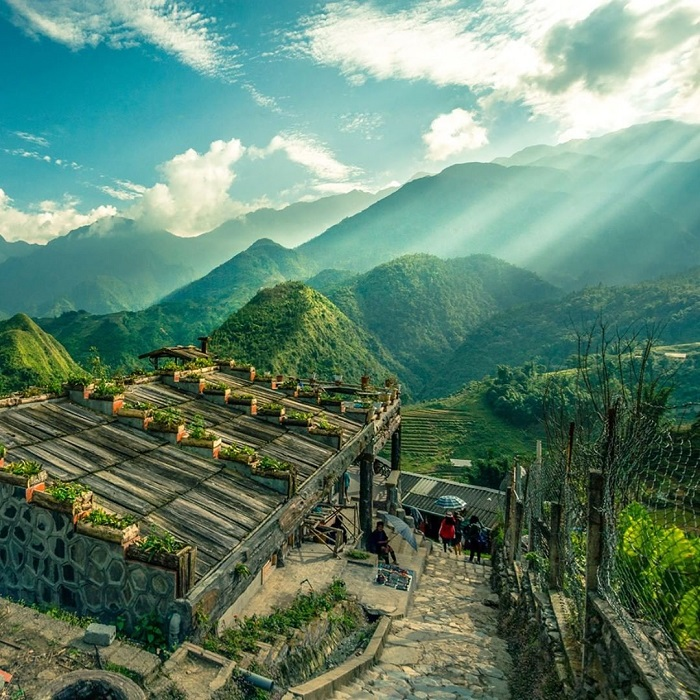 Picturesque mountainous towns in Northwestern Vietnam