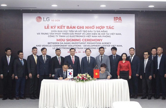 RoK Electronics Company to establish IT research and development center in Da Nang