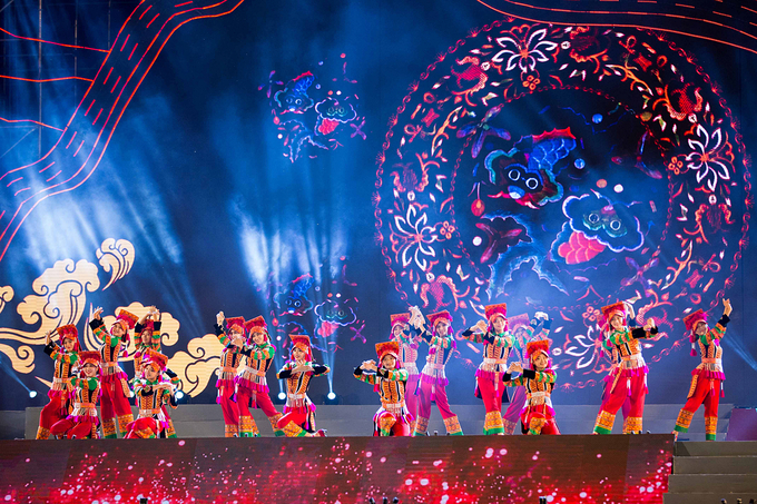 muong lo culture and tourism festival wins us stevie awards