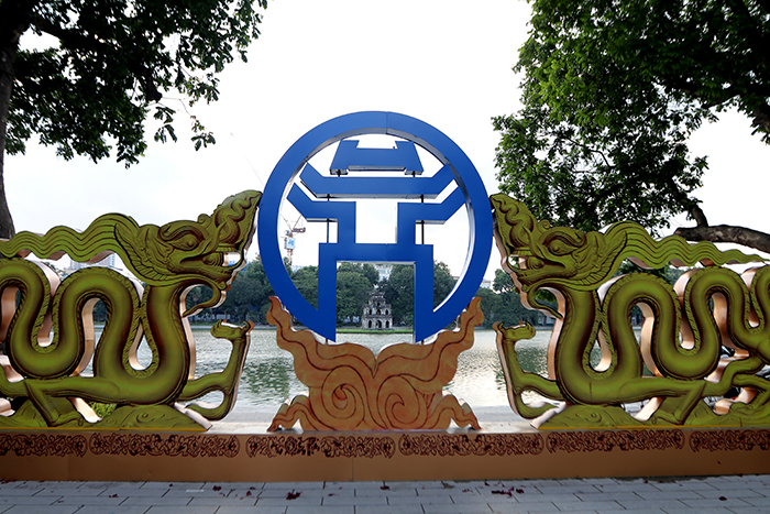 Hanoi streets brilliantly decorated to celebrate 1010th anniversary of Thang Long – Hanoi