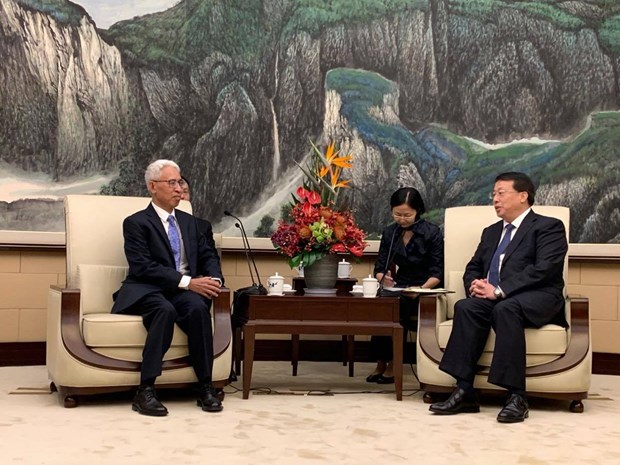 shanghai hopes to foster cooperation with vietnamese localities