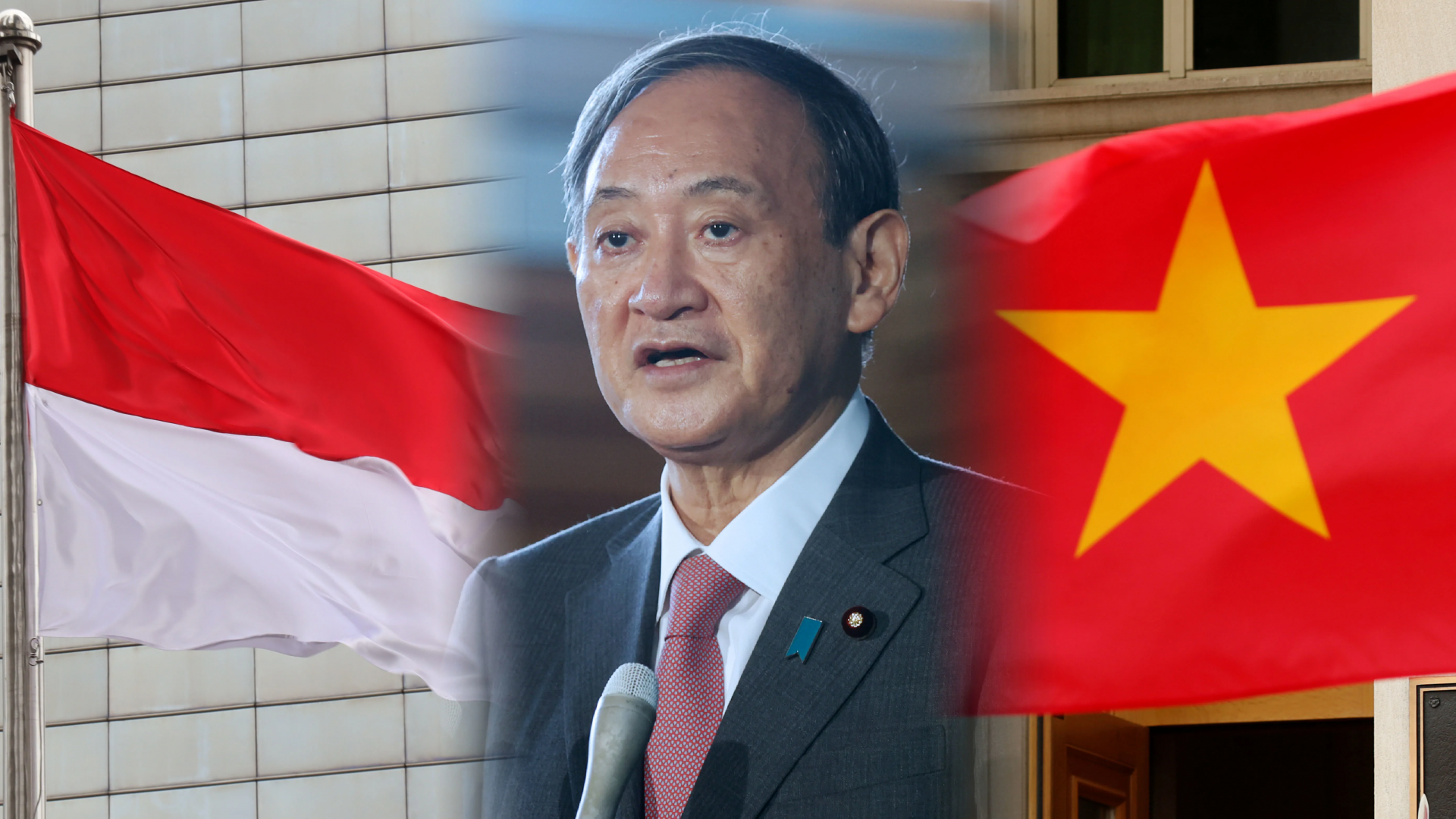 Why new Japanese PM Suga opts Vietnam and Indonesia for his first trip abroad?