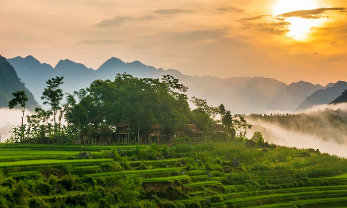 Travel guide for an unforgettable trip to Pu Luong, secluded place in Northern Vietnam