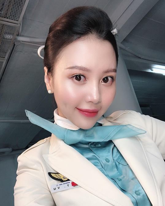 talented vietnamese girls work for international airlines