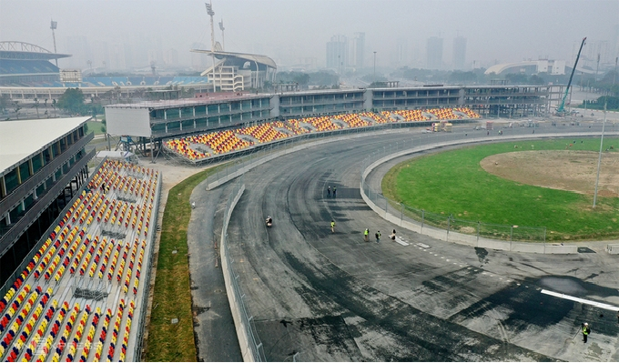 F1 Grand Fix officially cancelled in Vietnam due to Covid-19