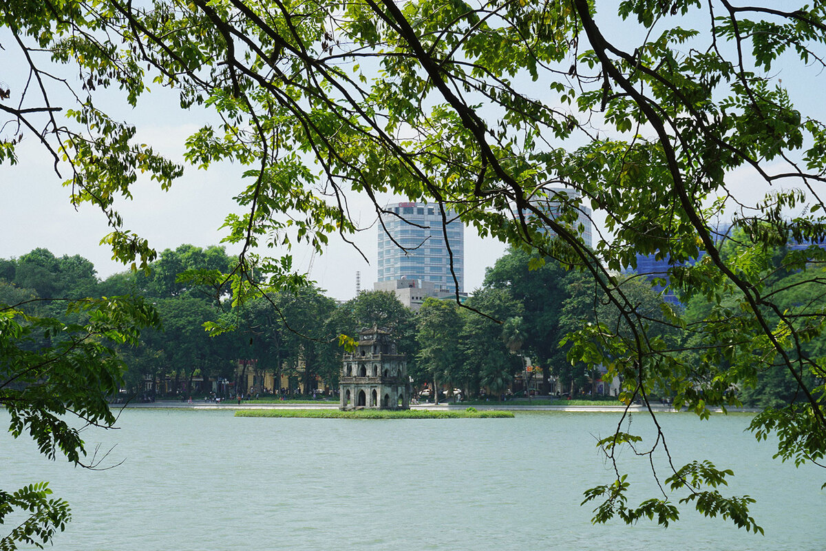 one day itinerary around hanoi in autumn