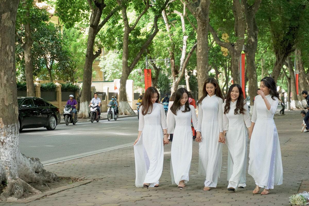 one day itinerary around hanoi in autumn