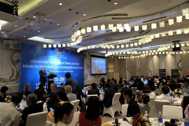 US$4.4 billion of foreign investment capital pours into Vietnamese education
