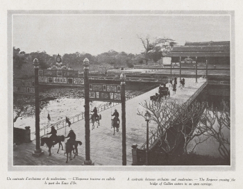 rare photos of hue imperial city in 1919