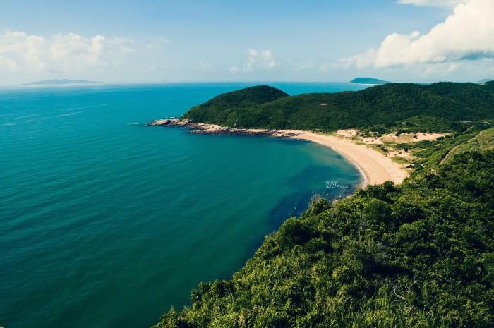 vinh thuc island a premier lesser known destination in northern vietnam