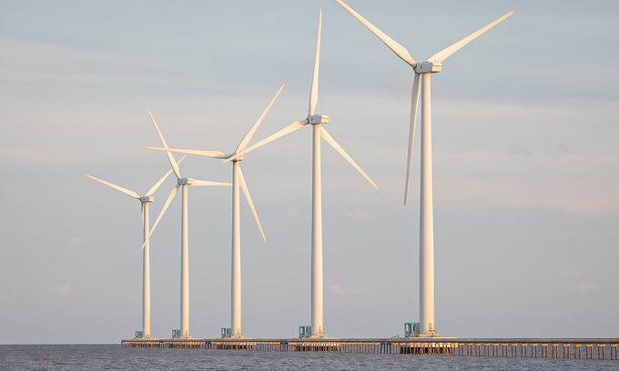 german company plans to build offshore wind farm in central vietnam