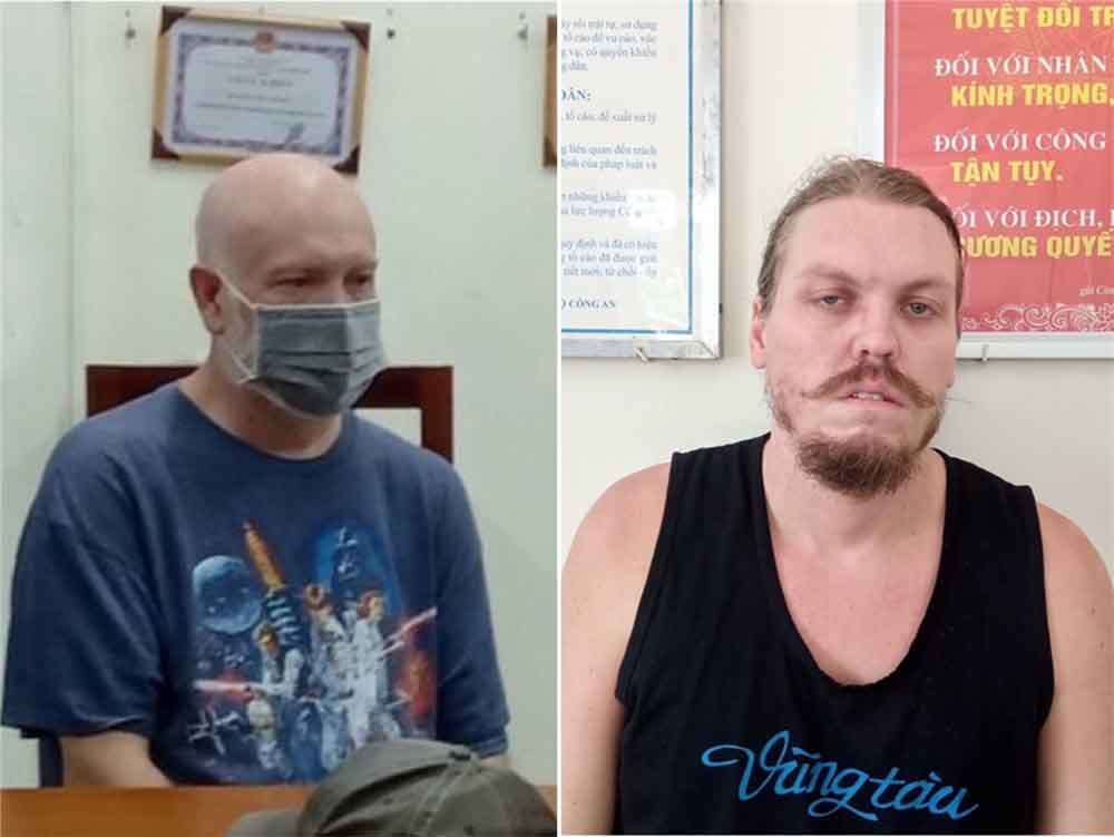 vietnamese police hand over two american wanted fugitives to us