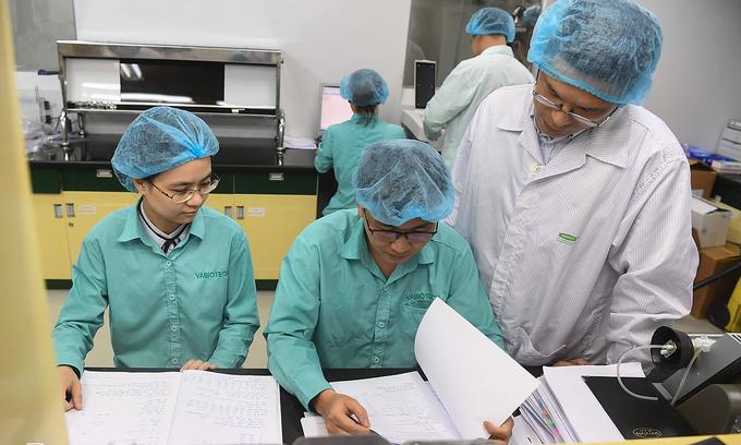 vietnam starts testing covid 19 vaccine on monkeys