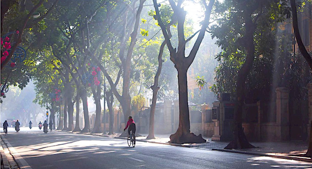 vietnams capital named among worlds top 10 cities for cycling enthusiasts