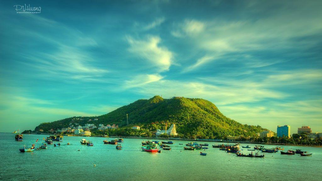 Bai Dau (Vung Tau), a truly masterpiece of nature