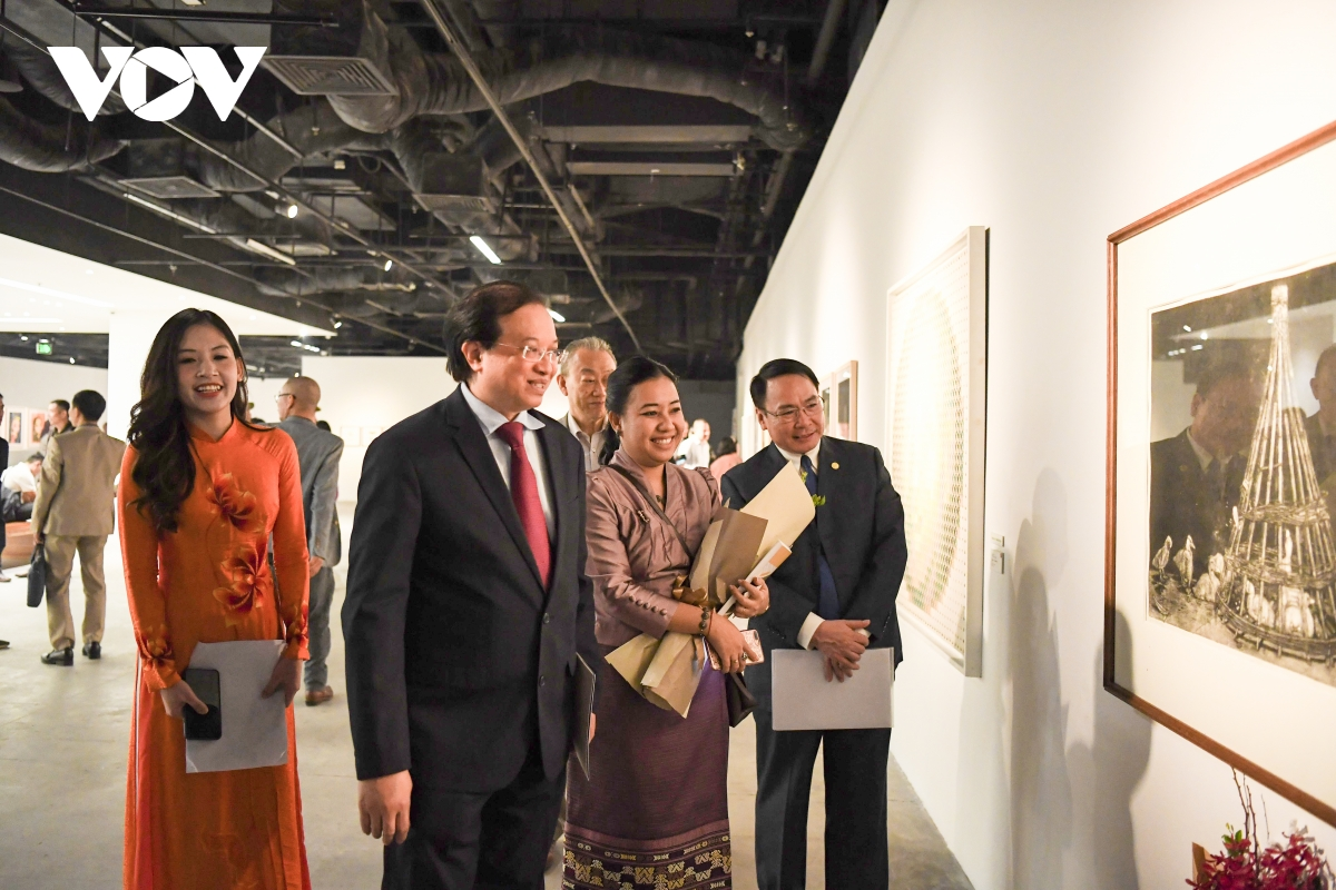 Third ASEAN Graphic Arts Competition and Exhibition ongoing in Hanoi