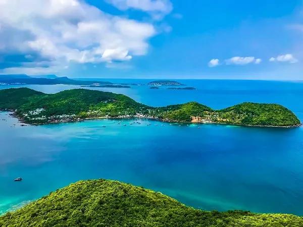 stunning islands named after fruits in vietnam