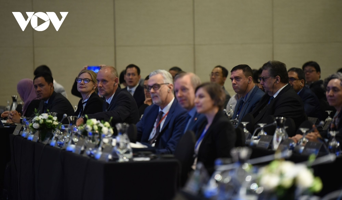 China's Coast Guard bill, a hot topic at South China Sea (Bien Dong Sea) International Conference