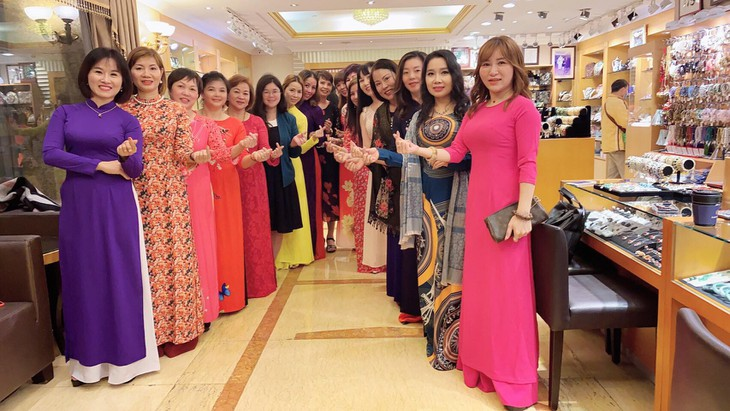 vietnamese businesswomen association in taiwan makes debut