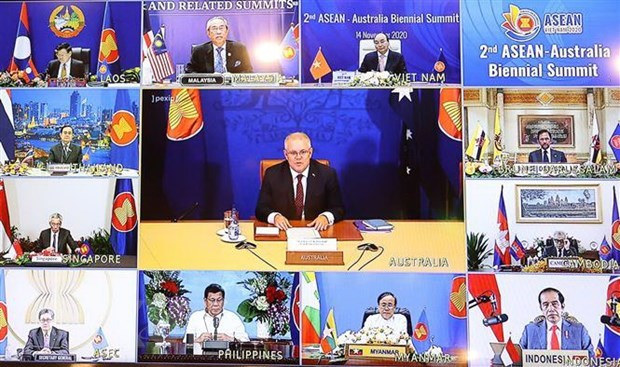 australian ambassador to asean praises vietnams chairing 37th summit and related summits