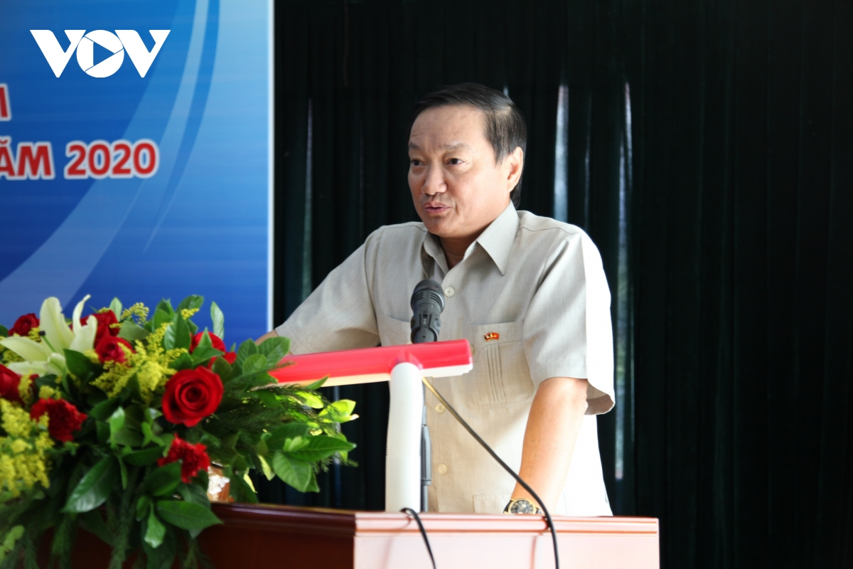 conference discusses measures to ease difficulties for vietnamese enterprises in laos