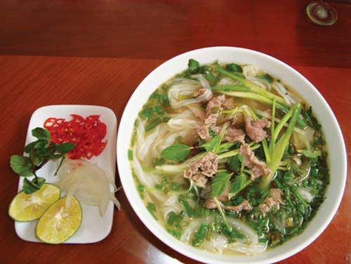 Best dishes that worth a try in Nam Dinh