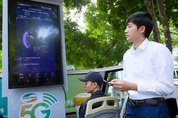 three vietnamese network providers start testing commercial 5g