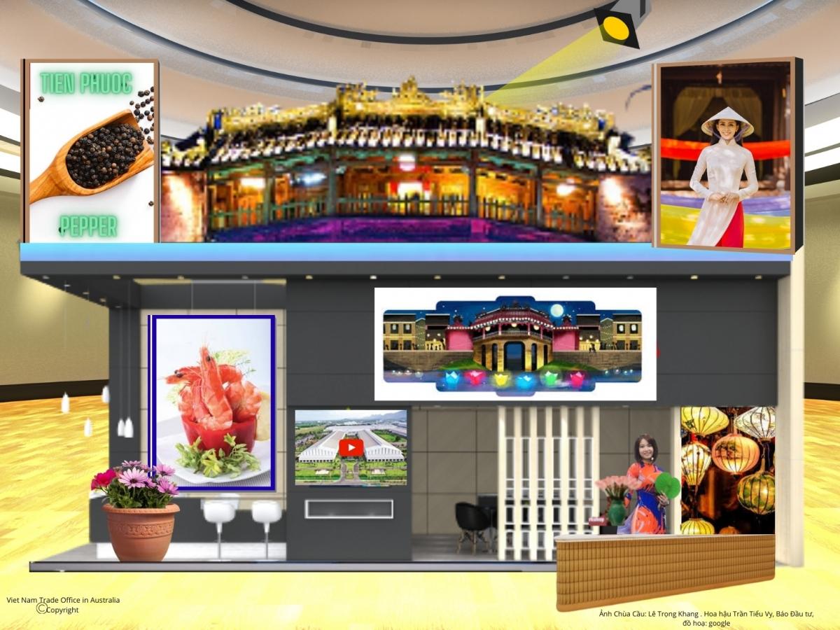 Virtual international exposition in Australia held to support enterprises in central Vietnam