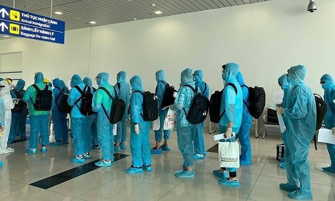 south korea business travelers to vietnam exempted from 14 day quarantine