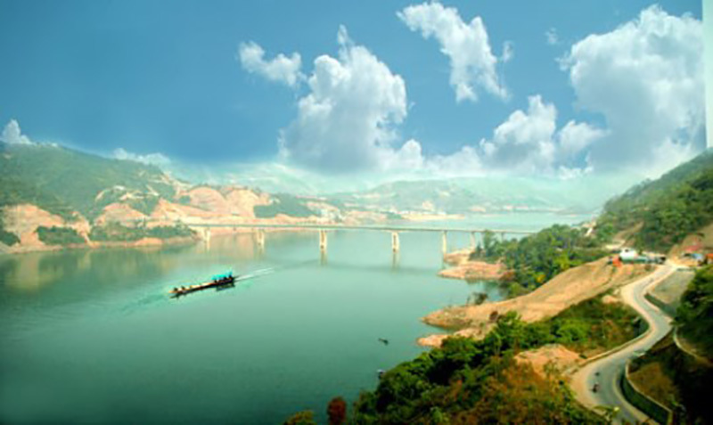 spectacular muong lay under the lens of travelers