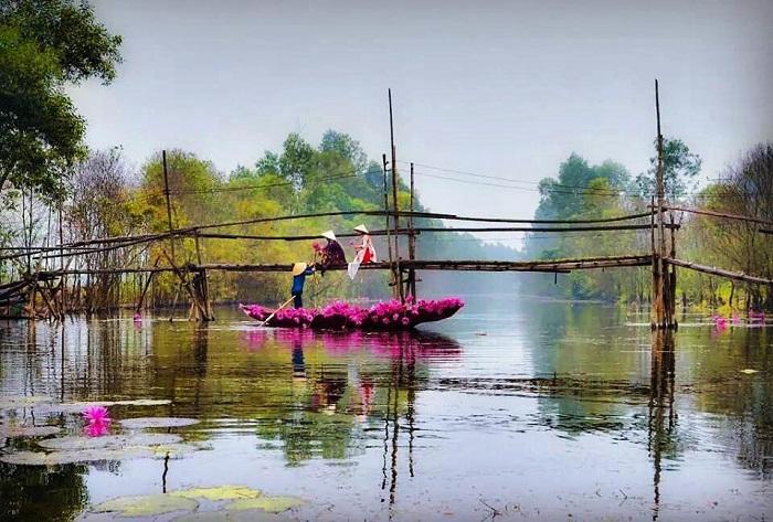 three most beautiful streams in vietnam