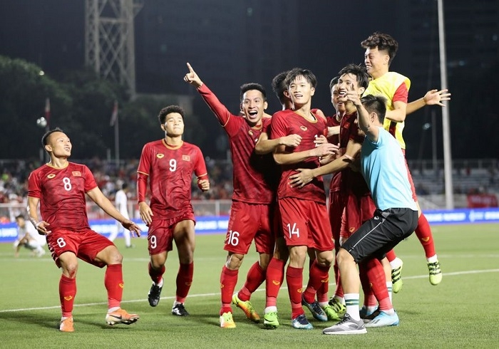 vietnamese football team ends 2020 in top 100 fifa ranking