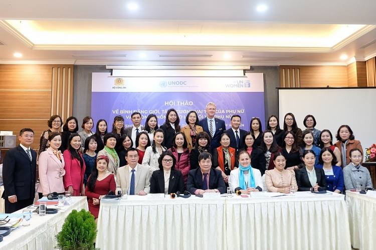 "International workshop on ""Gender equality, the empowerment of women and violence against women"""