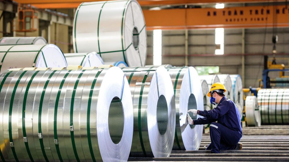 vietnamese steel exports to china surge 12 times in ten months