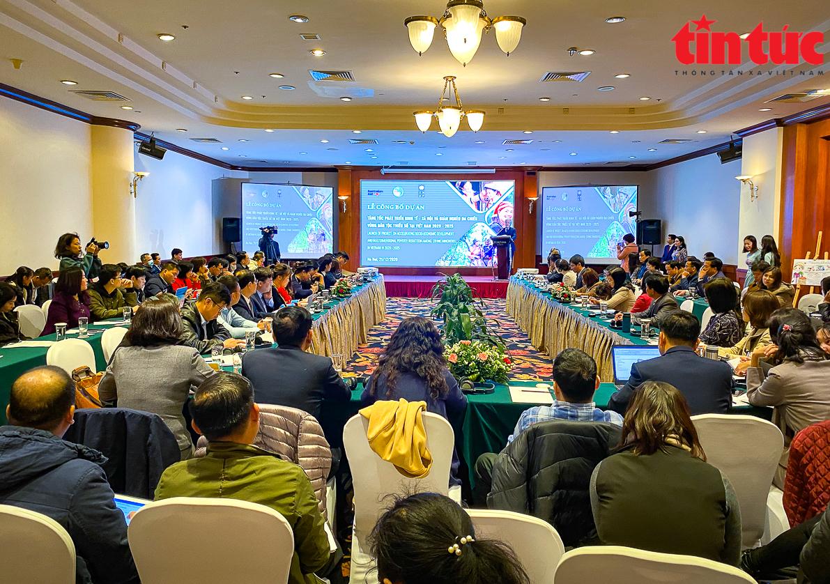 UNDP project to accelerate socio-economic development in Vietnam's ethnic minority areas, video
