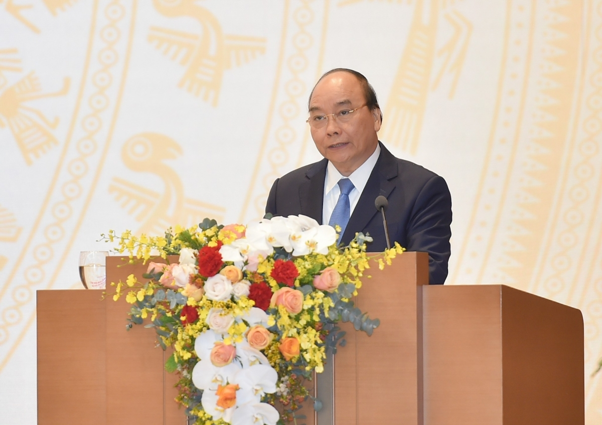 pm vietnam targets economic growth of at least 65 in 2021