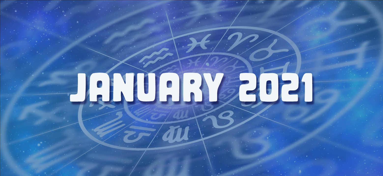 Monthly Horoscope: January Astrological Prediction for all Zodiac Signs