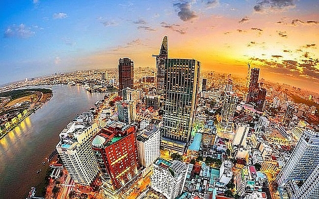 Vietnam -  one of the few countries to record positive GDP growth in 2020