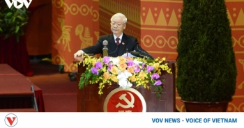 vietnam party congress in western headlines