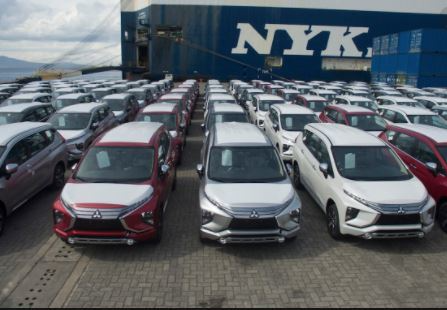 China overtakes Indonesia to be Vietnam's major car exporter in January