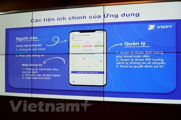 health declaration mobile app launched to combat covid 19 epidemic