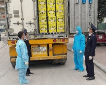 prevention of covid 19 vietnamese customs continues giving directives about exporting face masks