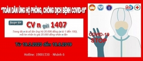 vietnamese citizen called on to support covid 19 prevention via text message