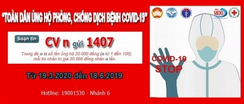 Vietnamese citizen called on to support Covid-19 prevention via text message