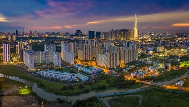 hcm city rok firm foster cooperation in smart urban building