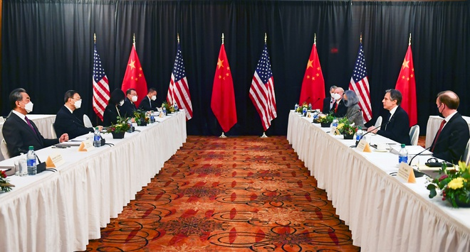 """The US warns """"violent and unstable world"""" if China unfollows rules-based order"""