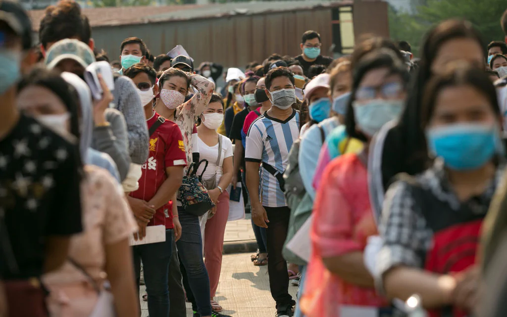 thailand announces nationwide curfew from friday to curb covid 19 pandemic